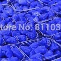 Семена голубой клубники (100 семян в пакете)