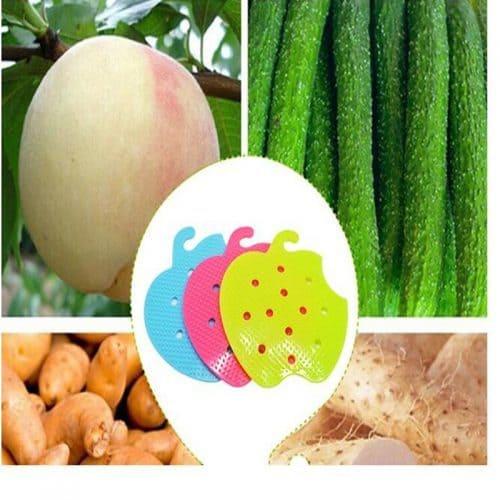 Силиконовая щетка для очистки овощей и фруктов