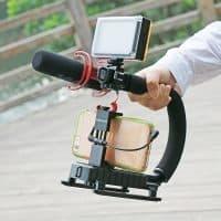 Стедикам-стабилизатор Ulanzi U-Grip для телефона или камеры