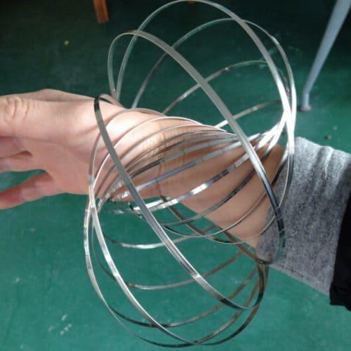 ТОРОФЛАКС (TOROFLUX) кинетическая игрушка-кольца