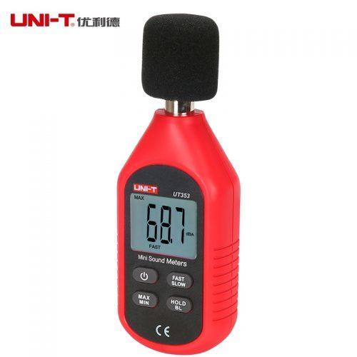 UNI-T UT353 шумомер прибор для измерения уровня шума (30-130db)