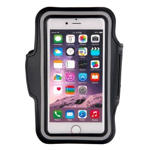 Универсальный прозрачный чехол-сумка для телефона на руку для бега, занятий спортом