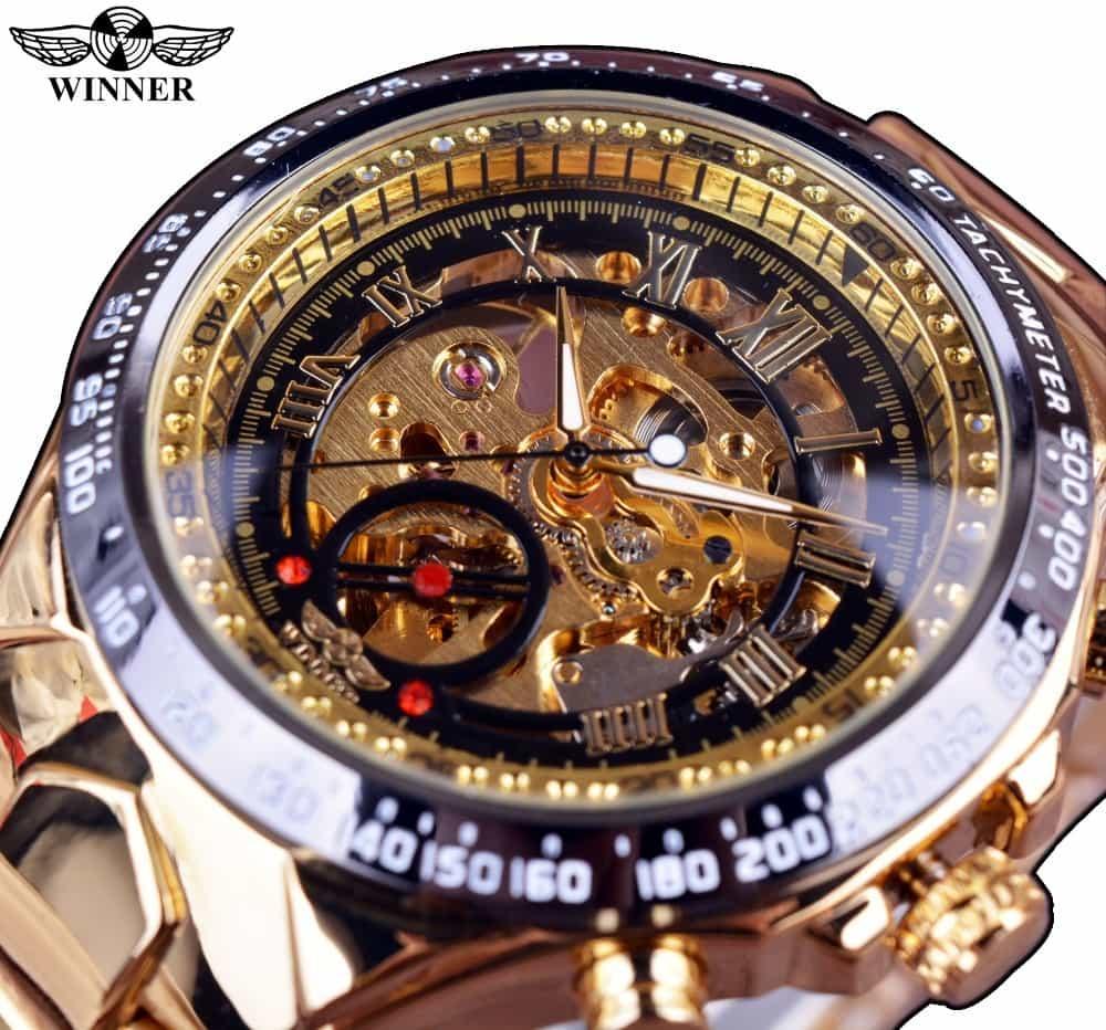 Купить мужские часы металлические