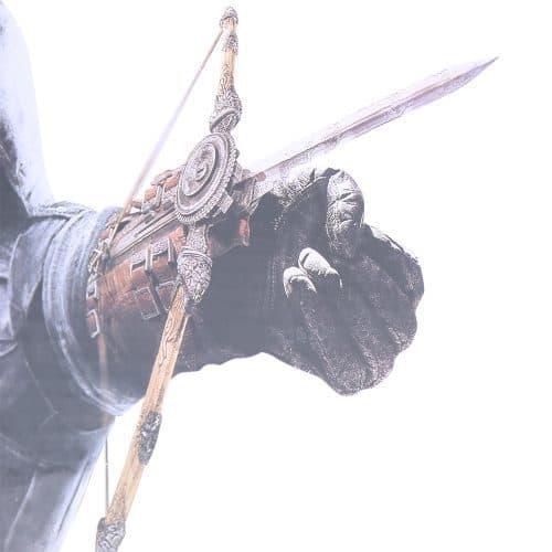 Арбалет из Assassins Creed