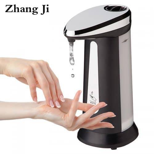Автоматический сенсорный дозатор жидкого мыла