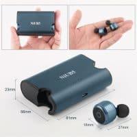 Беспроводные bluetooth наушники Niub 5 с микрофоном и шумоподавлением