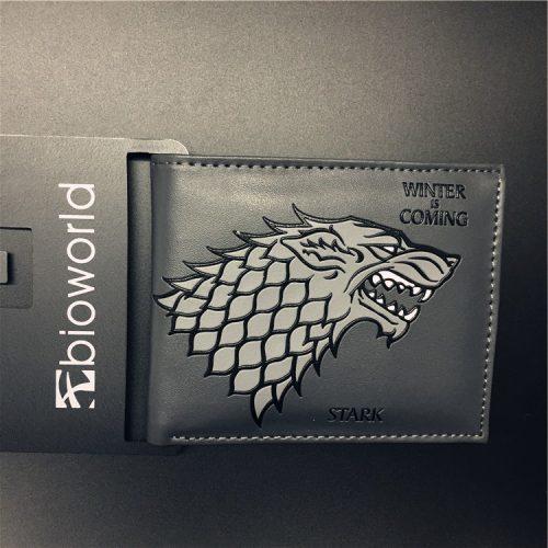 Бумажник из искусственной кожи для денег и карт Игра престолов (Game of Thrones)