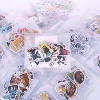 Декоративные наклейки для украшения дневника