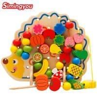 Развивающие игрушки для детей с Алиэкспресс - место 1 - фото 1