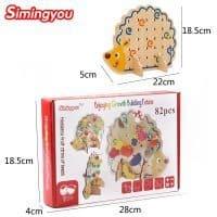 Развивающие игрушки для детей с Алиэкспресс - место 1 - фото 3