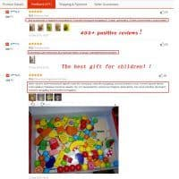 Развивающие игрушки для детей с Алиэкспресс - место 1 - фото 2