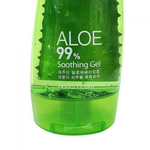 Holika holika корейский универсальный увлажняющий успокаивающий гель алоэ для всех типов кожи