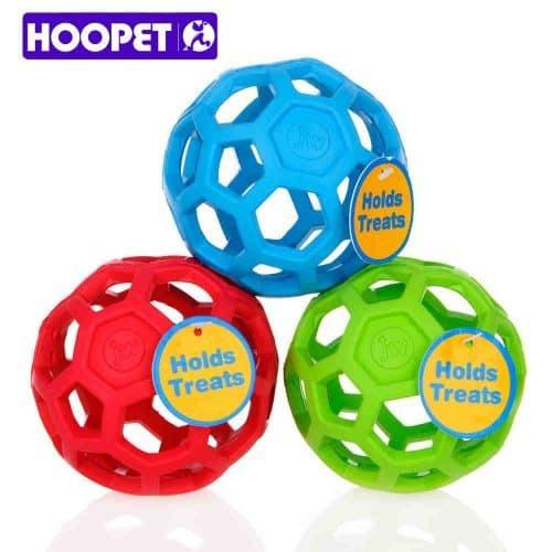 HOOPET сетчатые резиновые мячики для собак