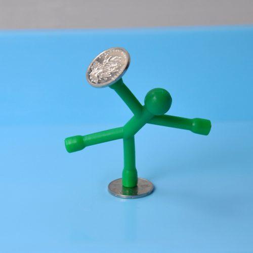 Игрушка-антистресс Магнитные гибкие человечки 10 шт.