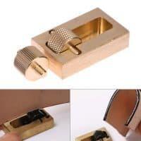 Инструмент для обработки края кожаных изделий