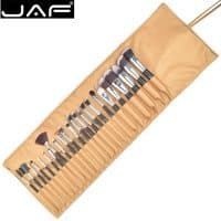 JAF Профессиональный набор визажиста из 24 кистей для макияжа