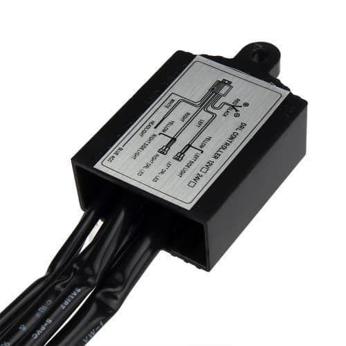 Контроллер ДХО с разными режимами работы