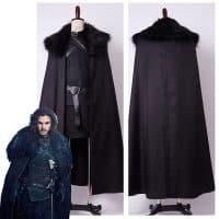 Косплей-костюм Джона Сноу (Jon Snow) из сериала Игра престолов (Game of Thrones)