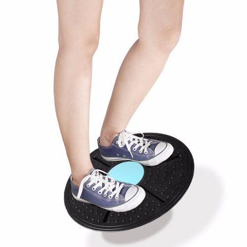 Крутящийся вращающийся тренажер-диск Balance board