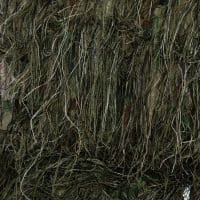 Маскировочный белый и зеленый костюм Леший для охоты (летний и зимний)