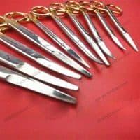 Медицинские ножницы из нержавеющей стали