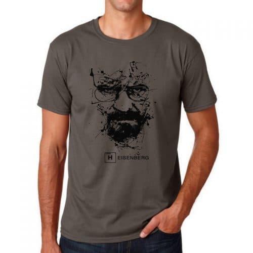 Мужские футболки с символикой сериала Во все тяжкие (Breaking Bad)