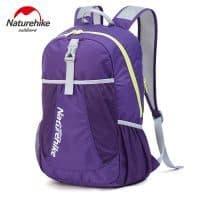 NatureHike сверхлегкий мужской и женский дорожный рюкзак 22 л для путешествий