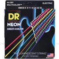 Неоновые струны для электрогитары