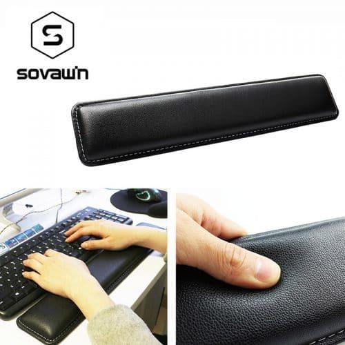 Подушка под запястья к клавиатуре для работы за компьютером