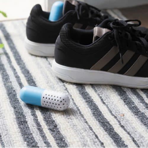 Поглотитель влаги и запаха для обуви