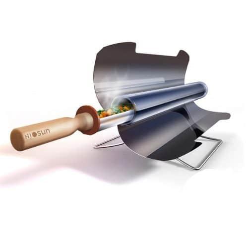 Портативная складная мини печь-барбекю GaiaBBQ-B200
