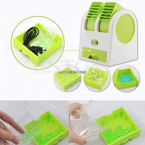 Портативный небольшой мини-кондиционер от USB