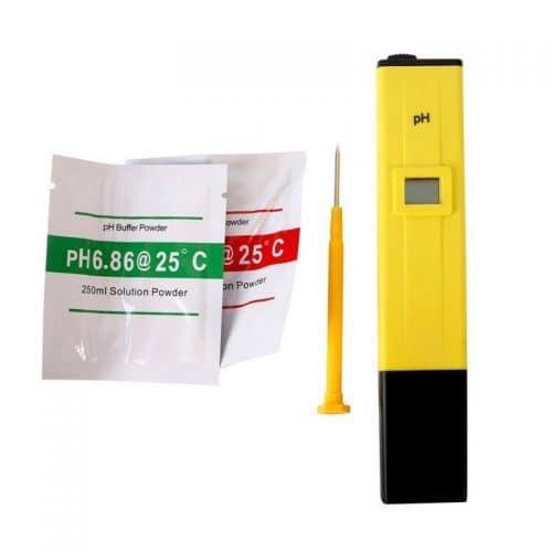 Портативный прибор для измерения PH