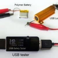 Провода крокодилы с USB разъемами