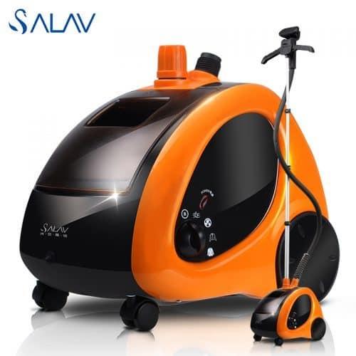 Salav GS29-CN 1500 Вт складной вертикальный отпариватель одежды