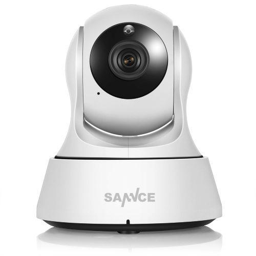 Sannce Wi-Fi беспроводная Ip-камера с функцией ночного видения 720 P