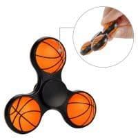 Спиннер с футбольными и баскетбольными мячами hand fidget spinner пальчиковая игрушка-антистресс на подшипнике для рук