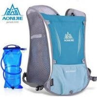 Спортивный легкий удобный рюкзак с гидратором для бега и велоспорта