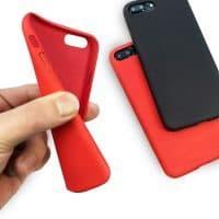 Термочехол бампер для iPhone 7, 6, 6S, plus