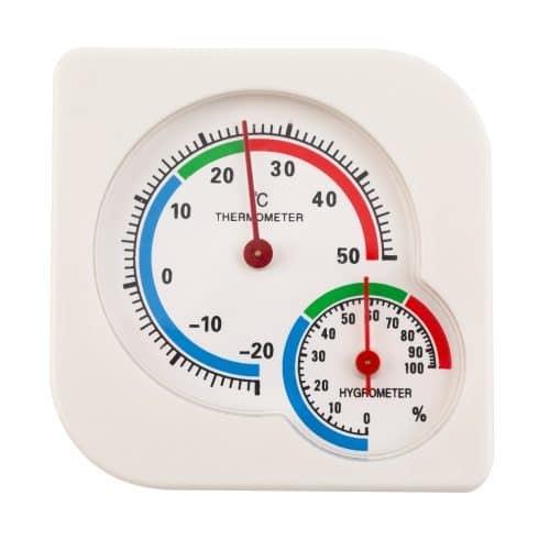 Термометр-гигрометр для дома