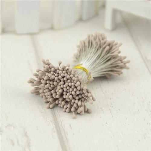 Тычинки для искусственных цветов для рукоделия, флористики, скрапбукинга (410 шт.)