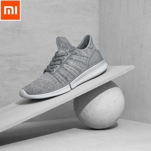 Умные женские и мужские Bluetooth кроссовки Xiaomi Mijia Smart Shoes