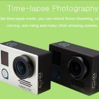 Водонепроницаемая экшн камера Firefly 6S (съемка в 4K)