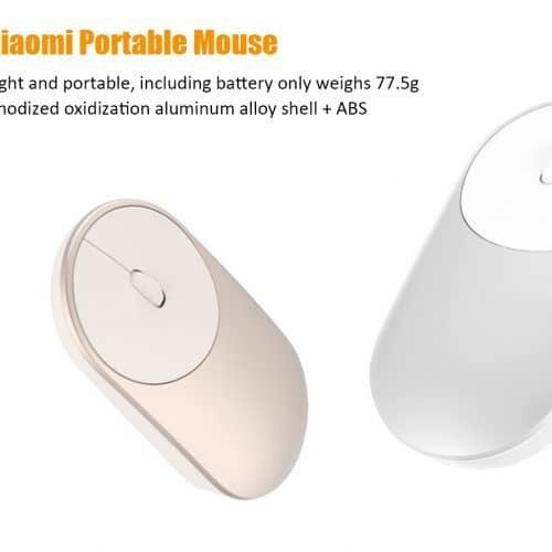 Xiaomi Mi Mouse портативная компьютерная беспроводная Bluetooth мышь