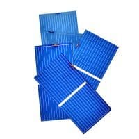 Ячейки-панели для солнечных батарей 100 шт.