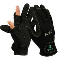 Зимние неопреновые перчатки для фотографа, рыбалки