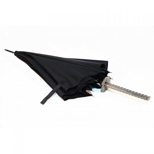 Зонт-трость в виде катаны