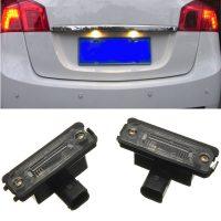 Светодиодная подсветка для номера автомобиля