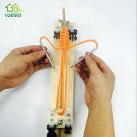 Станок для плетения браслетов из паракорда