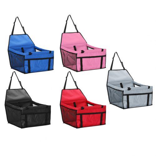 Перевозка-контейнер-бокс для собак и кошек малого и среднего размера в автомобиль